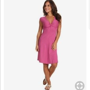 Patagonia Seabrook Bandha Magenta Pink Dress
